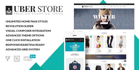 UberStore v3.4.0 – Next-Level Multi-Purpose Theme