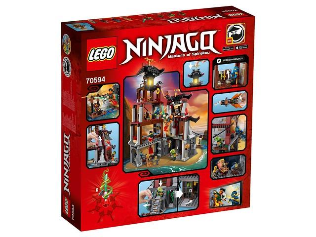 LEGO Ninjago 70594 - The Lighthouse Siege