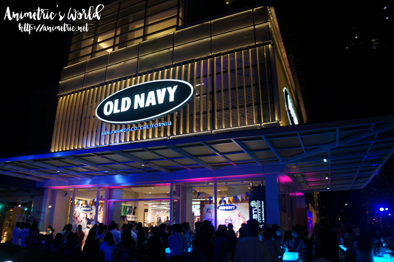 Old Navy BGC