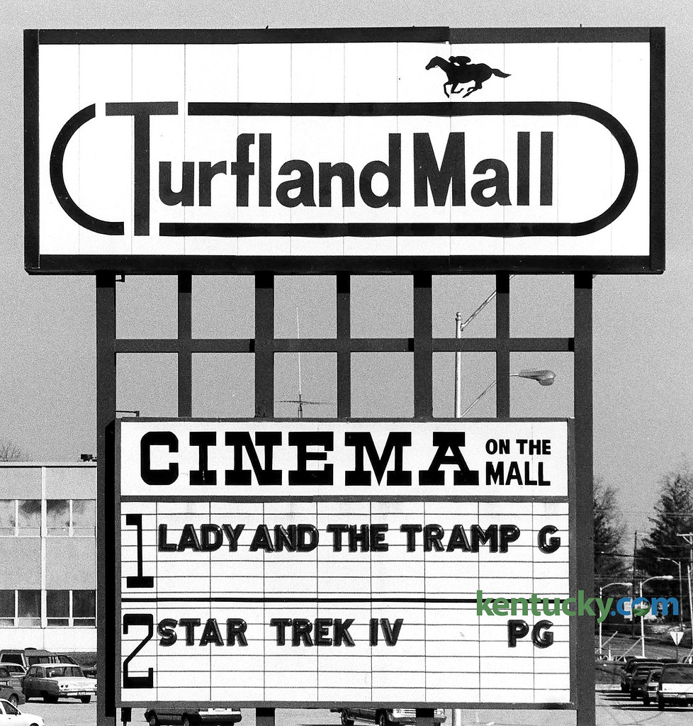 Turfland Mall -- Lexington, KY
