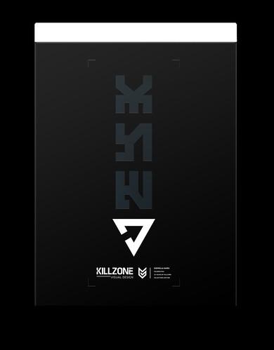 illzone Visual Design el libro con diseños de Killzone que recoge la historia de la sagal