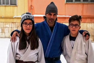 Noicattaro. Finali nazionali judo front