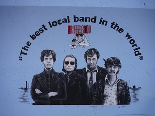 Dr. Feelgood mural, Concord Beach, Canvey Island
