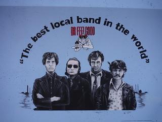 Dr. Feelgood mural, Concord Beach, Canvey Island