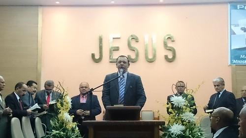 Culto Solene de Posse   Pr José Miguel dos Santos Filho Matriz de Camaragibe/AL