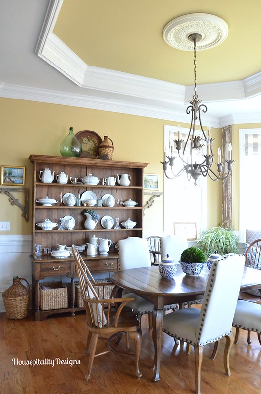Dining Room - Housepitality Designs
