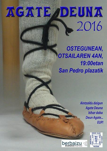 Agate Deuna 2016