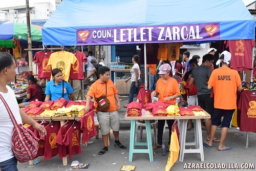 Feast of the Black Nazarene 2016 - coverage 2 by Azrael Coladilla