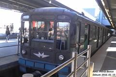 MMZ 81-717 Budapest, Kőbánya-Kispest, 2016. 01. 13.