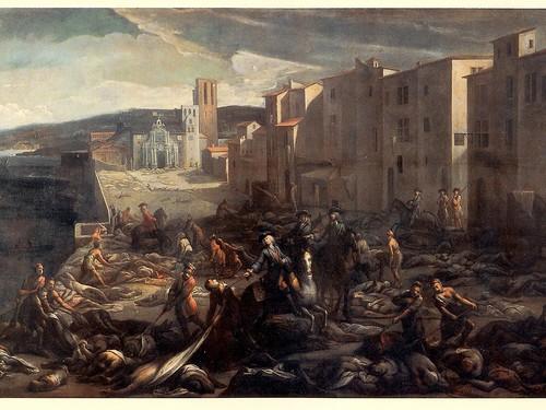 Plaga de Marsella de 1720