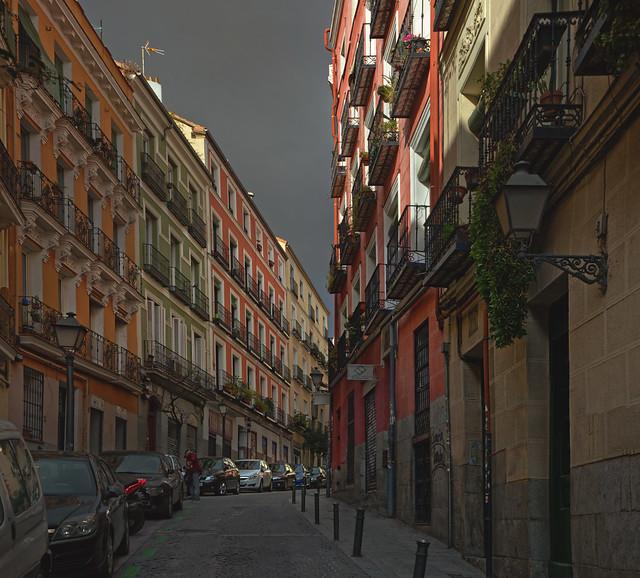 Lavapies, Madrid (2016)