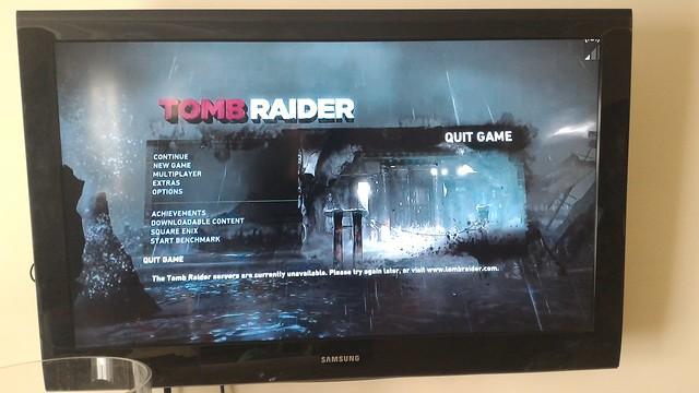Nvidia ajoute Tomb Raider à son catalogue de jeux Geforce Now
