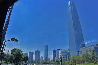 Santiago - Skyscrapers