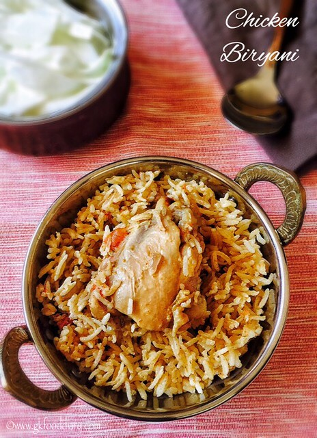 Easy Chicken Biryani Recipe for Toddlers and Kids5
