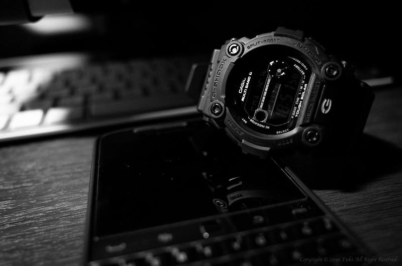G-SHOCK GW-7900B Stealth mod