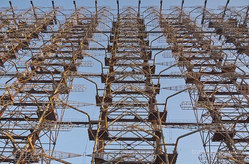 【写真】東欧周遊 : レーダー~線量検査場