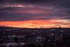 A Cinematic Sunset / Un ciel de cinéma...