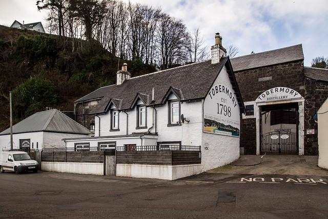 Tobermory Distillery, Isle of Mull