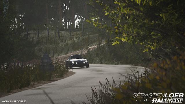 Sebastien Loeb Evo Rally