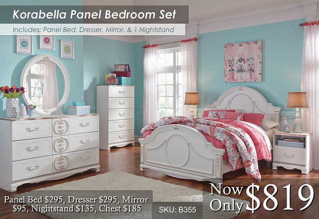 Korabella Bedroom Set