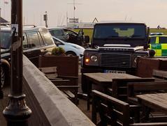Motor mayhem in Lytham today