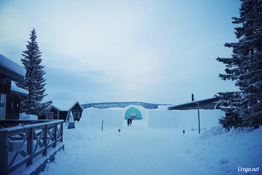 2016.02.25 ▐ 看我歐行腿 ▐ 美到搶著入冰宮,躺在用冰打造的瑞典北極圈 ICE HOTEL 裡 03.jpg