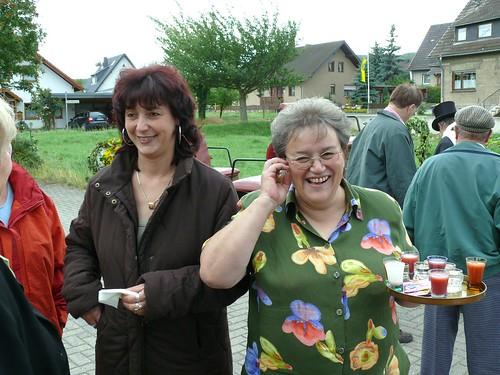 3.8.2009 Fam. Stenz in Dedenbach