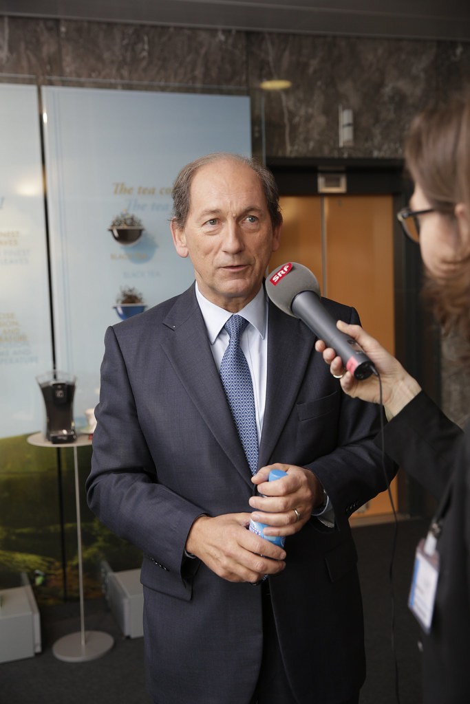 Paul Bulcke, CEO