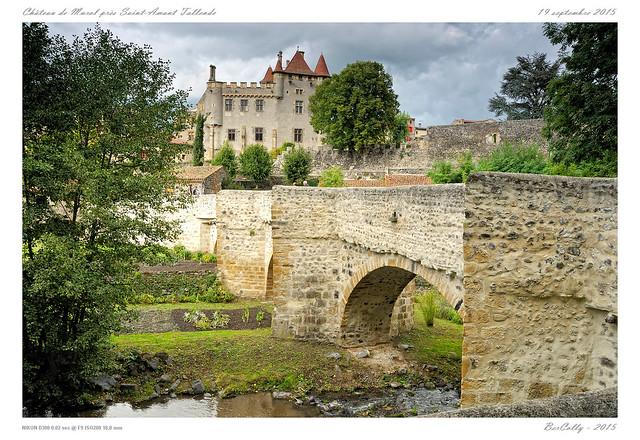 Château de Murol près Saint Amant Tallende [Puy de Dôme - Auvergne]