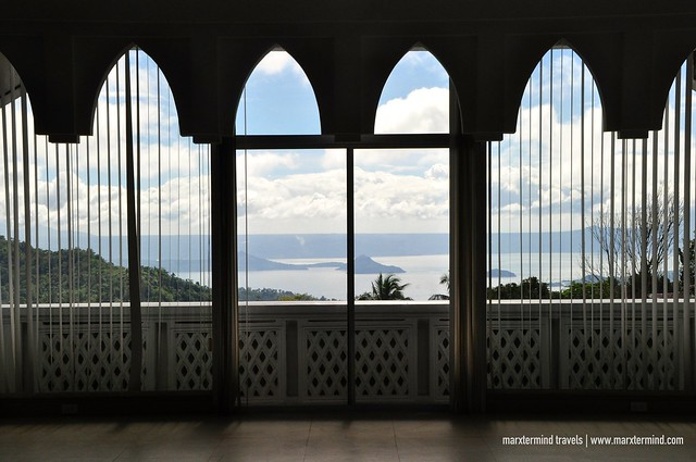 View at Estancia Resort Hotel Tagaytay