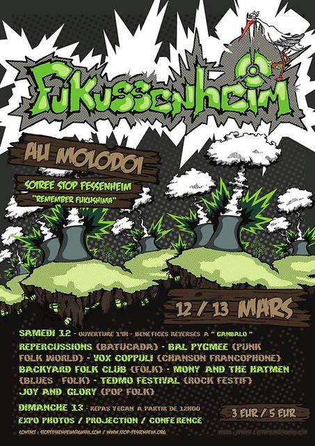 WE Fukussenheim 12 13 mars au Molodoi