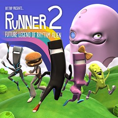 Bit.Trip Presents… Runner2: Future Legend of Rhythm Alien (Out 2/26)