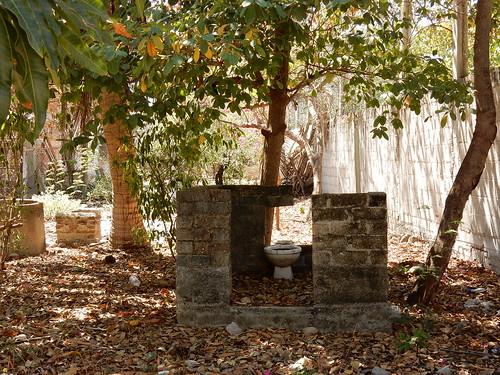 Zipolite - urine ruine