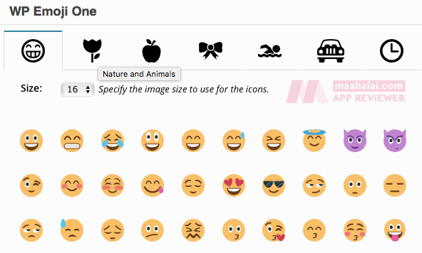 WP Emoji One