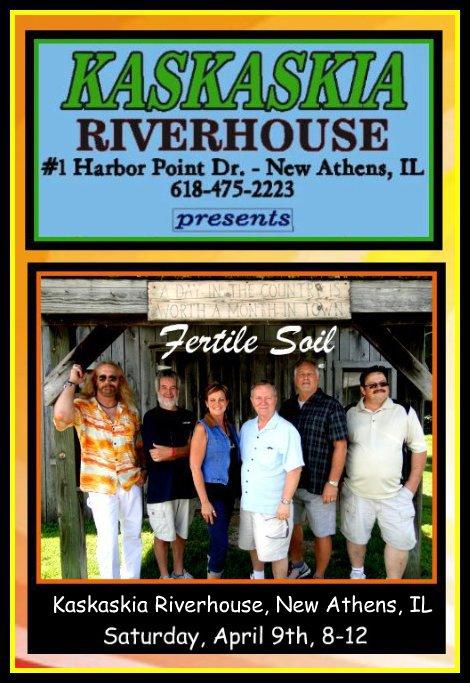 Kaskaskia Riverhouse 4-9-16