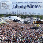 Johnny Winter Live at 2009 New Orleans Jazz & Heritage Festival