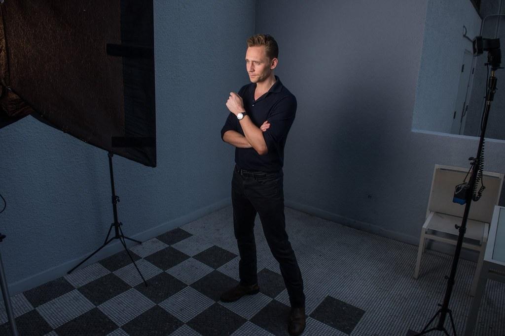 Том Хиддлстон — Фотосессия для «USA Today» 2016 – 1