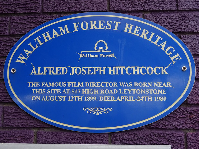 Header of Alfred Joseph Hitchcock
