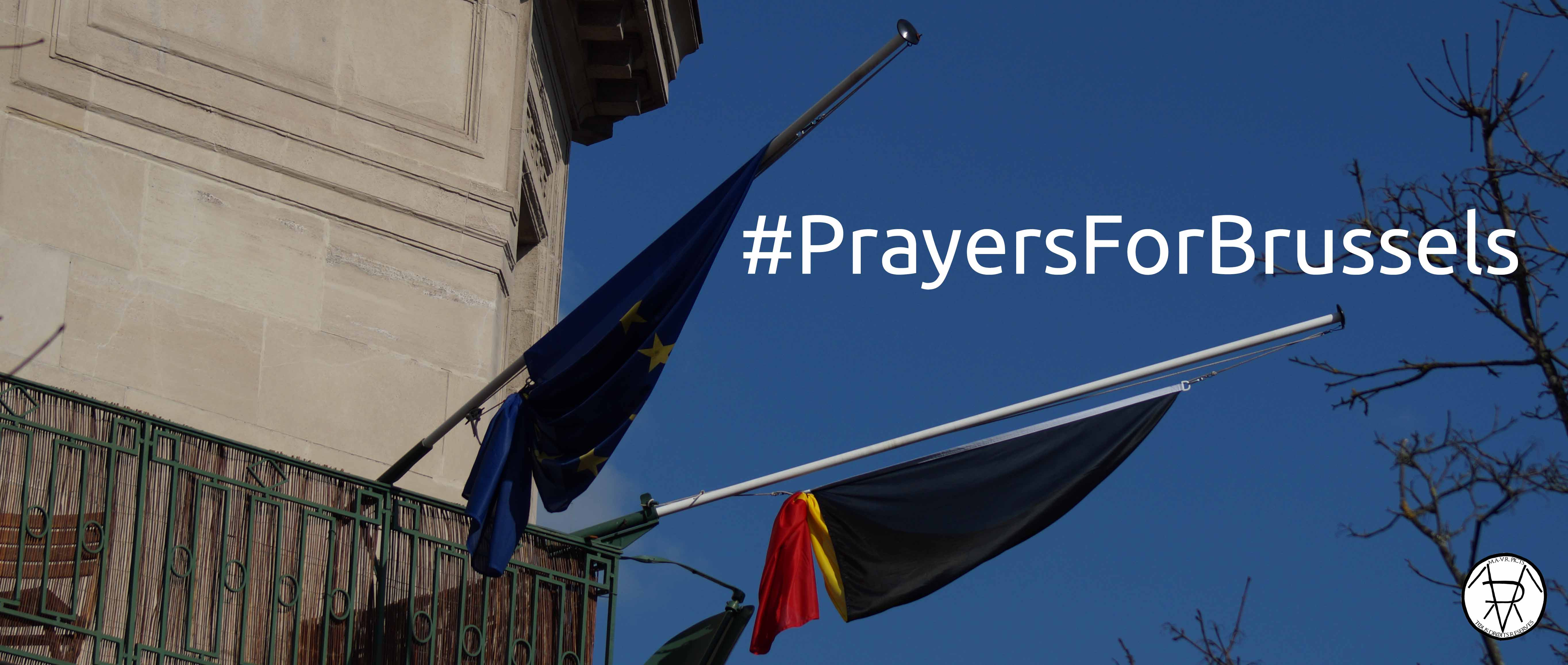 PrayersForBrussels