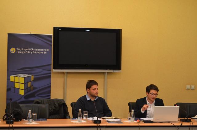 """Predstavljanje analize: """"Kantoni u FBiH: Realnosti i očekivanja u procesu pristupanja EU"""""""