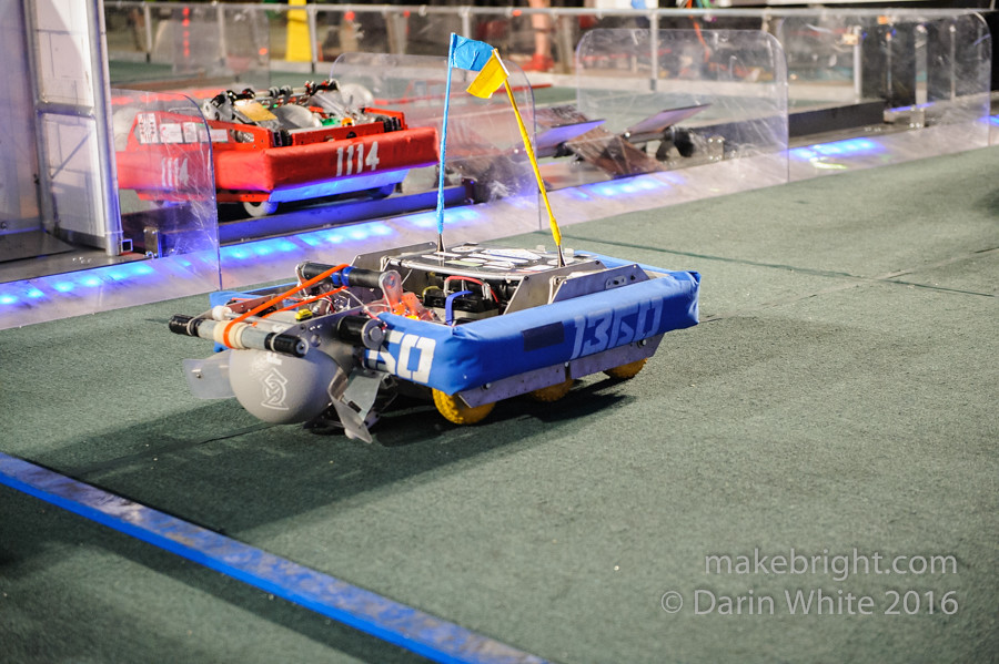 FIRST Robotics Regionals - UW - April 2016 451