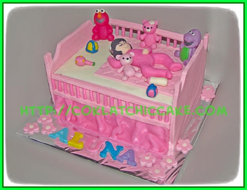 Cake Baby Box