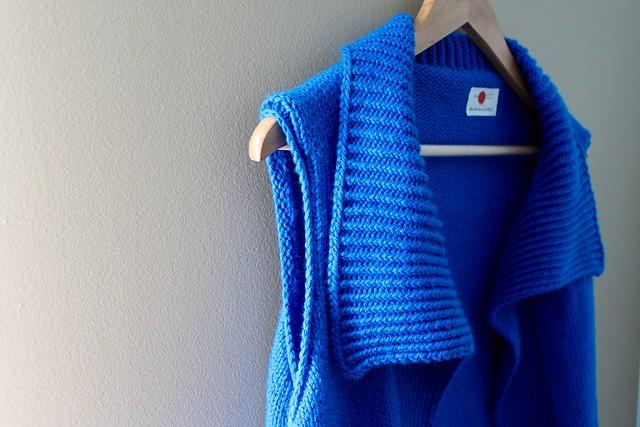 Aeon vest for Mom