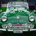 Triumph TR3A at OC Scottish Festival by 49er Badger