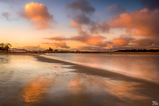 Golden Hour at Barwon Heads