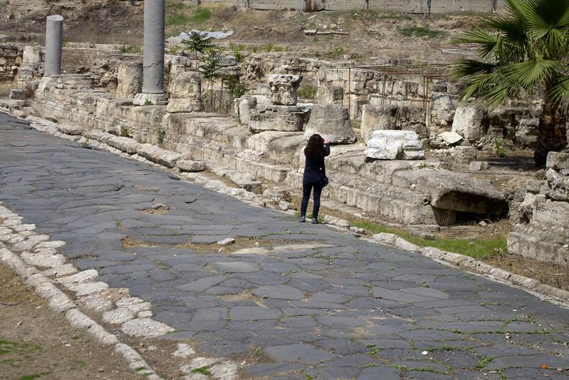 9- Tarsus Roma Yolu