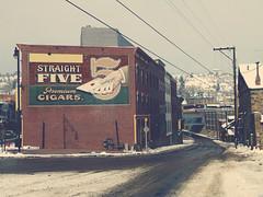 Spring St. Central City, Colorado