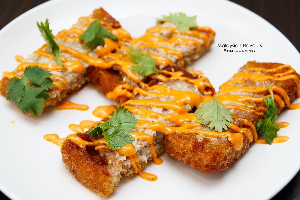 Li Damansara Jaya pork toast
