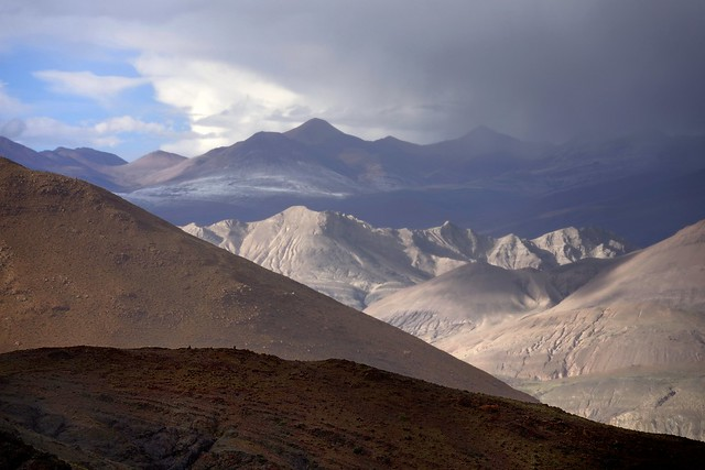 Weather at its best, Tibet 2015