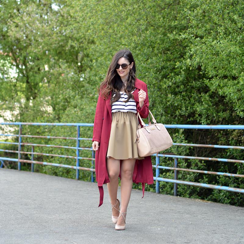 zara_ootd_outfit_lookbook_gabardina_maria mare_01